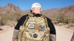Anvil O'Keefe- Mother of all Rucks Foundation