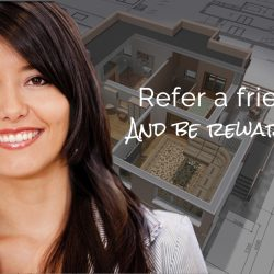 refer a friend & be rewarded
