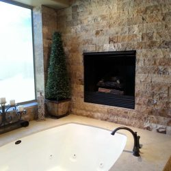 tub-with-fireplace